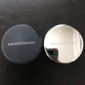 Bare Minerals Loose Eyeshadow Duo Vanilla & Grey
